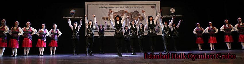 istanbul halk oyunları grubu